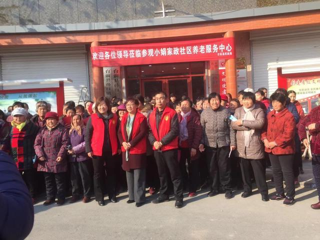 台前县民政局深入绿苑社区进行普法宣传